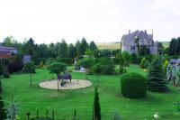 Лужайка перед домом �� ������� �����