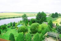 Вид на озеро с Домика Фермера �� ������� �����