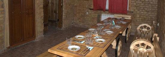 Придорожное кафе Лесничовка рядом с Усадьбой Верес